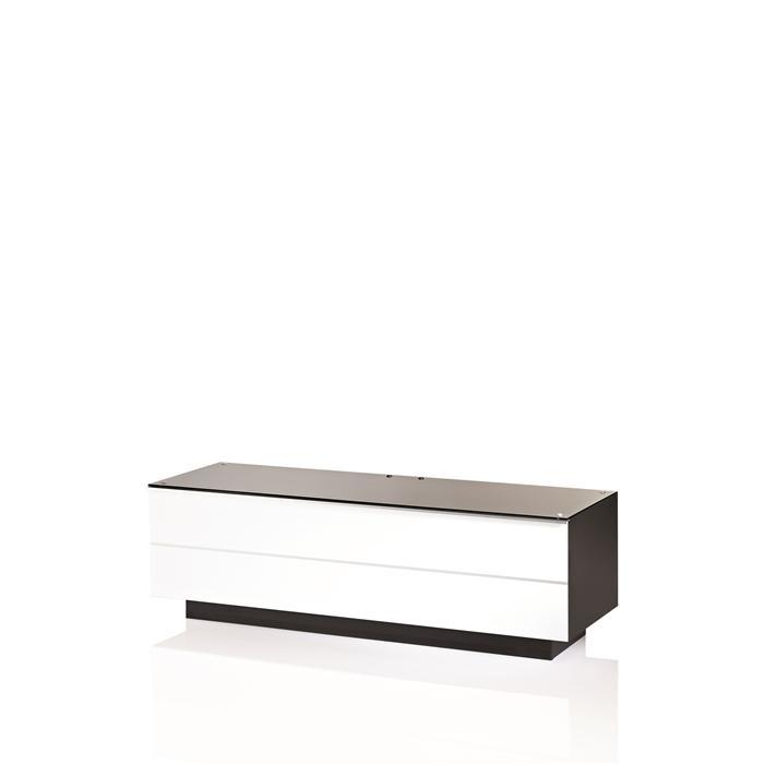 tv bord hvid højglans